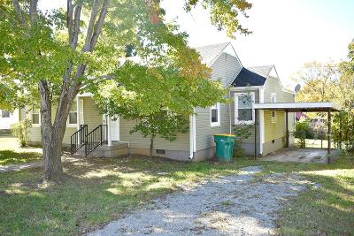 Marshall County Single Family Home Under Contract - Showing: 526 Harwell Ave