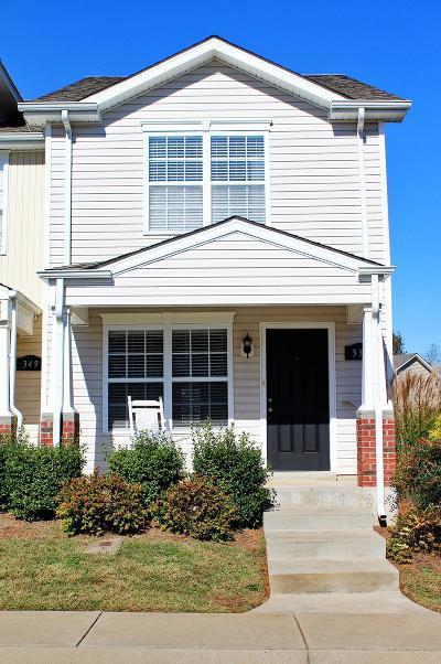 Clarksville Rental For Rent: 351 Sam Houston Cir