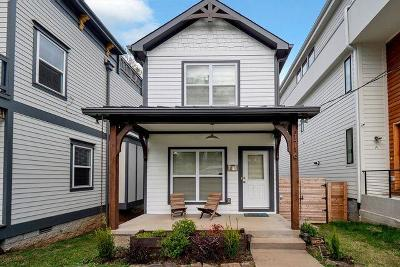 Salemtown Single Family Home Under Contract - Showing: 1716 B N 6th Ave