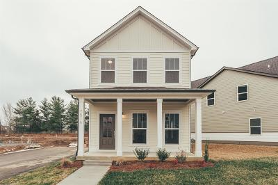 Maury County Single Family Home For Sale: 1254 Sonoma Way