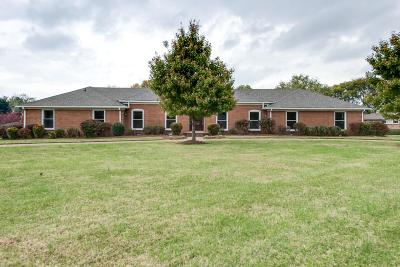 Old Hickory Single Family Home For Sale: 200 Rising Sun Ln
