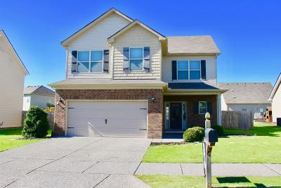 Spring Hill Single Family Home For Sale: 4004 Lexie Ln.
