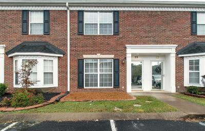 Cheatham County Condo/Townhouse Under Contract - Showing: 2121 S Highway 12 #35