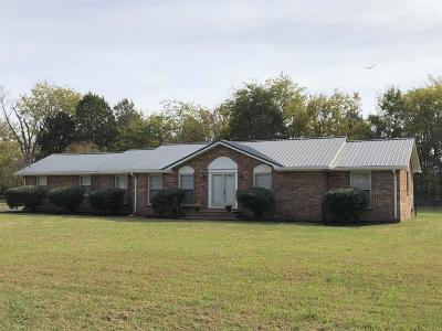 Wilson County Single Family Home Under Contract - Not Showing: 110 Chapman Dr