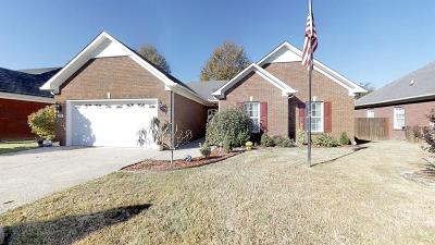 Single Family Home Sold: 1712 Auburn Ln