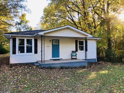 Clarksville Single Family Home Under Contract - Showing: 232 High St