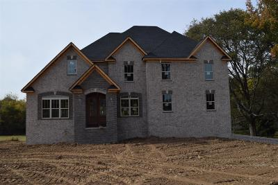 Gallatin Single Family Home Under Contract - Not Showing: 864 Douglas Bend Road