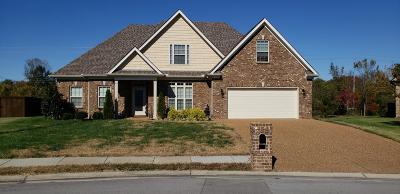 Blackman Grove, Blackman Grove Sec 1, Blackman Grove Sec 2 Pb29- Single Family Home For Sale: 4855 Trevino Ct