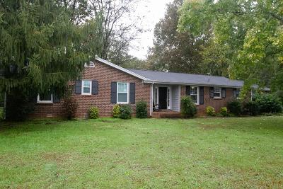 Lavergne Single Family Home Under Contract - Not Showing: 105 Suncrest Dr