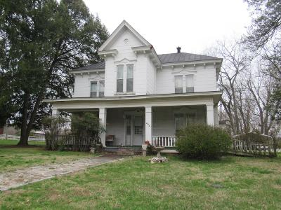 Christian County Single Family Home For Sale: 433 S Main