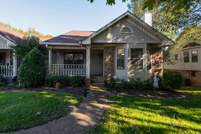 Antioch Condo/Townhouse Under Contract - Showing: 504 Upsall Dr