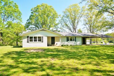 Dickson Single Family Home For Sale: 203 Rouse Rd