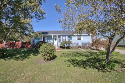 Lavergne Single Family Home Under Contract - Not Showing: 632 Blake Moore Dr