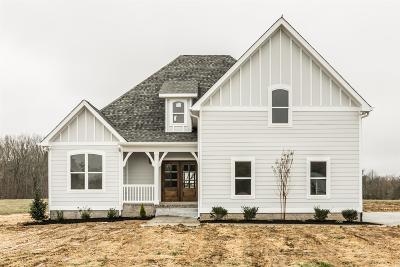 Cross Plains Single Family Home Under Contract - Showing: 3347 Friendship Rd