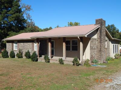 Franklin County Single Family Home Under Contract - Showing: 246 Indian Creek Rd