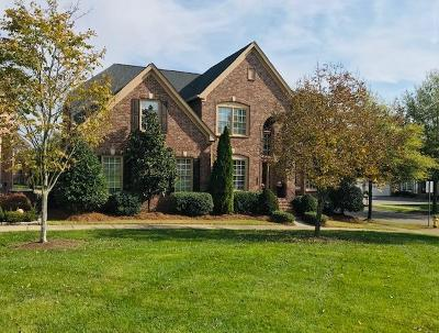 Franklin Single Family Home Under Contract - Not Showing: 110 Cornerstone Cir
