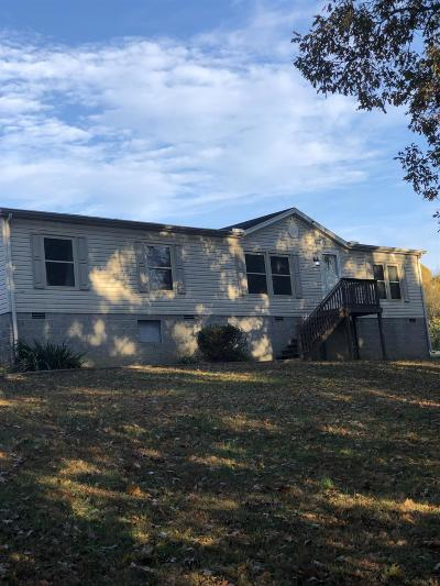 Single Family Home Under Contract - Not Showing: 6193 Dewey Carr Rd