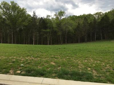 College Grove Residential Lots & Land For Sale: 8625 Belladonna Drive