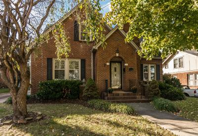 Springfield Single Family Home For Sale: 313 N Walnut St