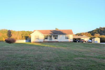 Marshall County Single Family Home For Sale: 1060 Evans Rd