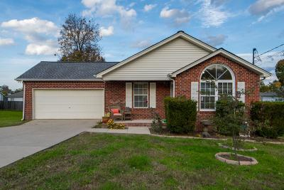 Lavergne Single Family Home Under Contract - Showing: 218 Lake Forest Dr