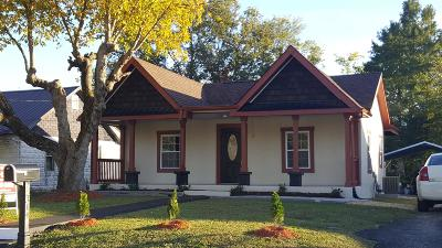 Columbia  Single Family Home For Sale: 314 E 16th St