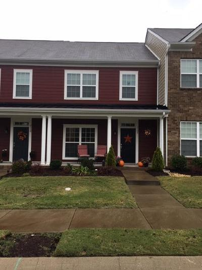 Spring Hill Condo/Townhouse For Sale: 2108 Hemlock Dr