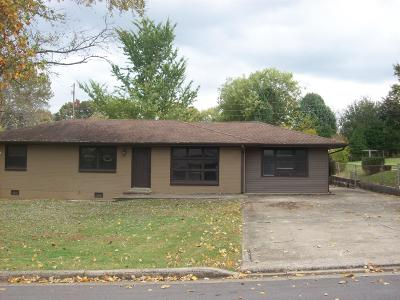 Clarksville Single Family Home Under Contract - Showing: 113 Allenwood Dr