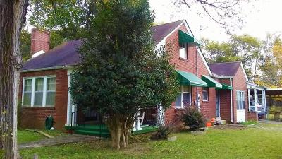 Columbia Single Family Home For Sale: 300 2nd Ave