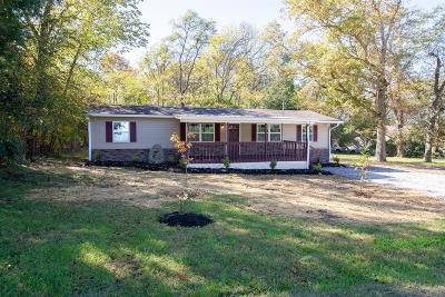 Lebanon Single Family Home Under Contract - Showing: 690 Thomas Rd