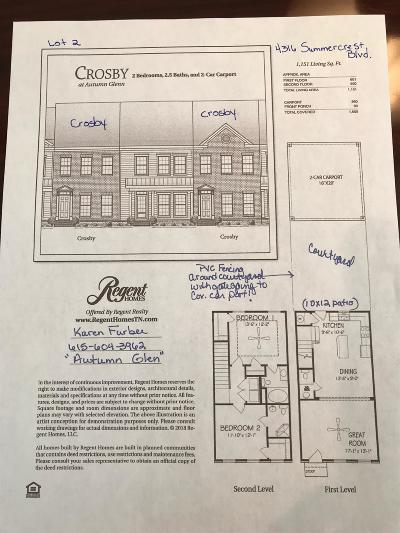 Antioch Single Family Home For Sale: 4316 Summercrest Blvd