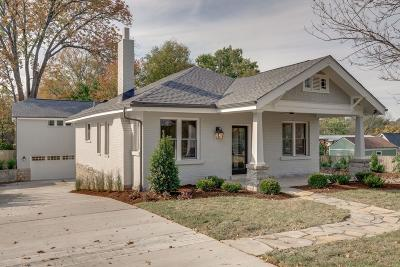 Single Family Home For Sale: 2805 27th Ave S