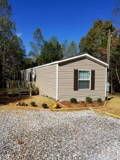 White Bluff Single Family Home For Sale: 929 Pack Road