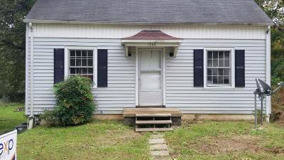 Clarksville Single Family Home For Sale: 805 Gracey Ave