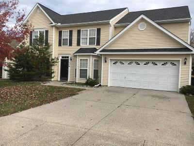 Spring Hill Rental For Rent: 1617 Harrison Way