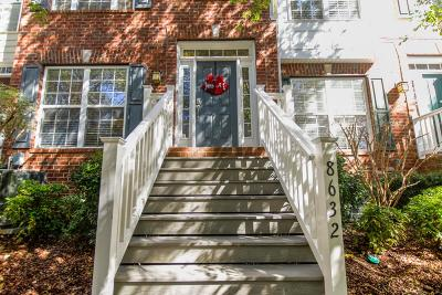 Nashville Condo/Townhouse For Sale: 8632 Gauphin Pl