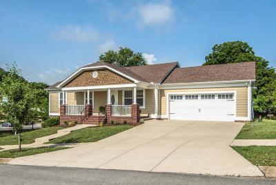 Franklin Single Family Home For Sale: 103 Carters Glen Pl