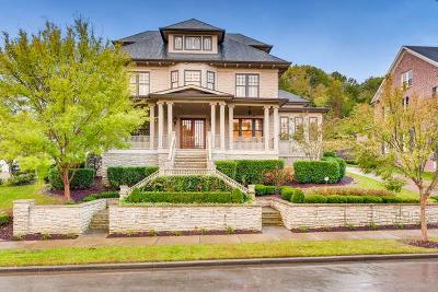 Franklin Single Family Home For Sale: 1713 Championship Blvd