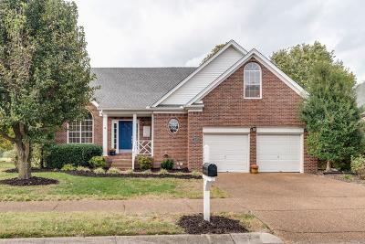 Franklin Single Family Home Under Contract - Not Showing: 1237 Summer Haven Cir
