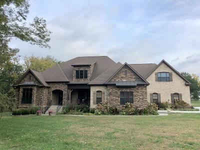 Nolensville Single Family Home For Sale: 2598 York Rd