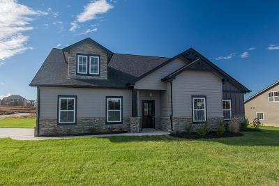 Clarksville Single Family Home For Sale: 670 Farmington