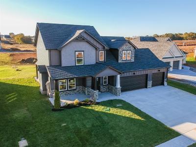 Clarksville Single Family Home For Sale: 667 Farmington