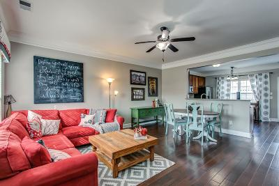 Nashville Condo/Townhouse Under Contract - Showing: 3120 Fyffe Ln