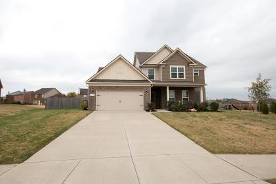 Hendersonville Single Family Home Under Contract - Not Showing: 1075 Abberley Cir