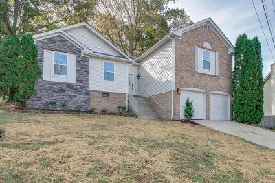 Mount Juliet Single Family Home For Sale: 804 Crystal Ct