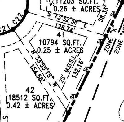 Residential Lots & Land For Sale: 402 Zephyr Cv - Lot 41
