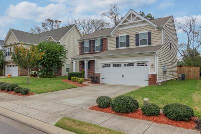 Single Family Home Under Contract - Showing: 3009 Morning Mist Ct