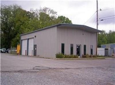 Adams, Clarksville, Springfield, Dover Commercial For Sale: 1375 New Ashland City Rd