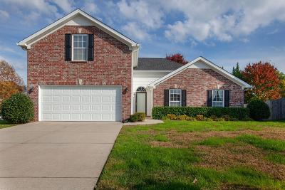 Spring Hill  Single Family Home Under Contract - Showing: 2948 Buckner Ln