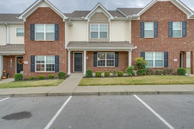 Smyrna, Lascassas Condo/Townhouse Under Contract - Not Showing: 3038 Burnt Pine Dr
